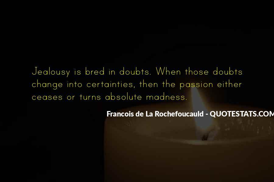 La Passion Quotes #126306