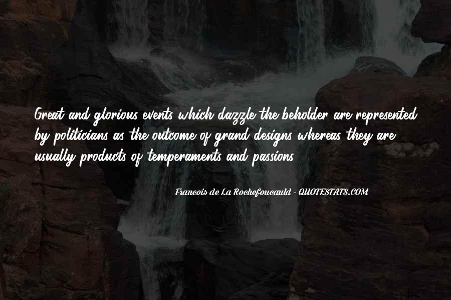 La Passion Quotes #1279649