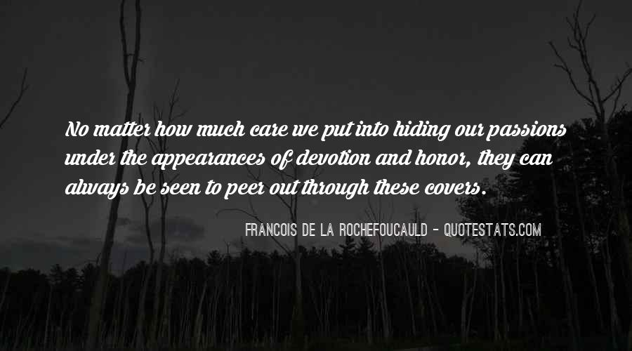 La Passion Quotes #1366591