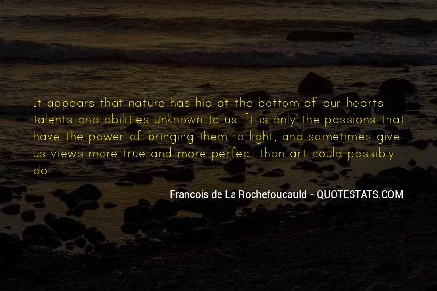 La Passion Quotes #1393778