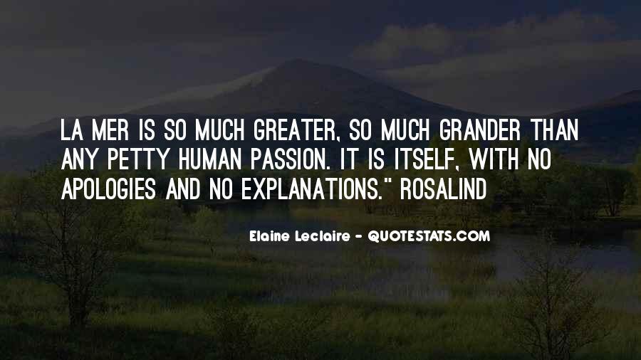 La Passion Quotes #1397777