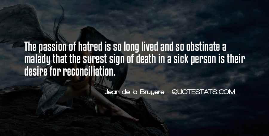La Passion Quotes #187585