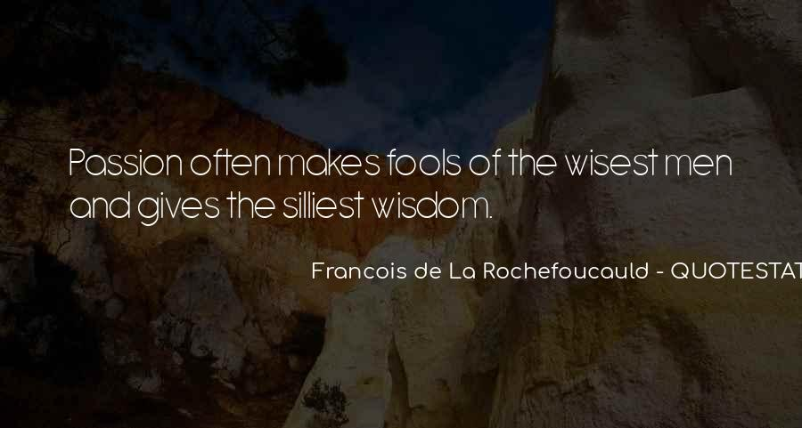 La Passion Quotes #228959