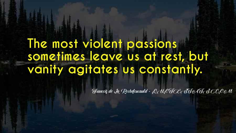 La Passion Quotes #255944