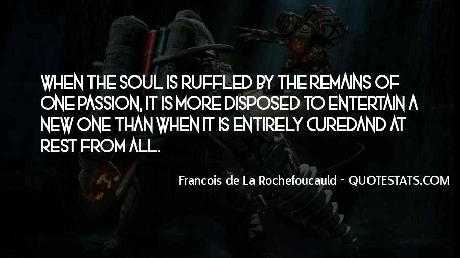 La Passion Quotes #378133