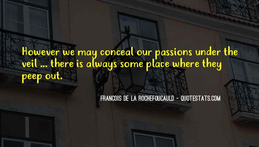 La Passion Quotes #38942