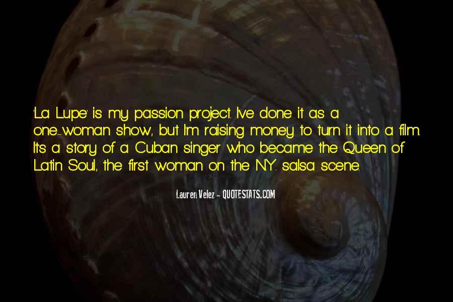 La Passion Quotes #531474
