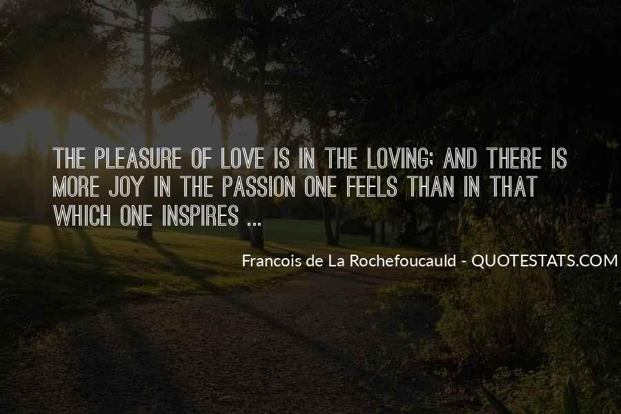La Passion Quotes #553841