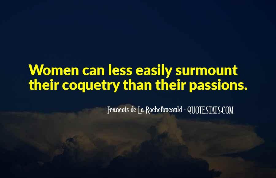 La Passion Quotes #608404