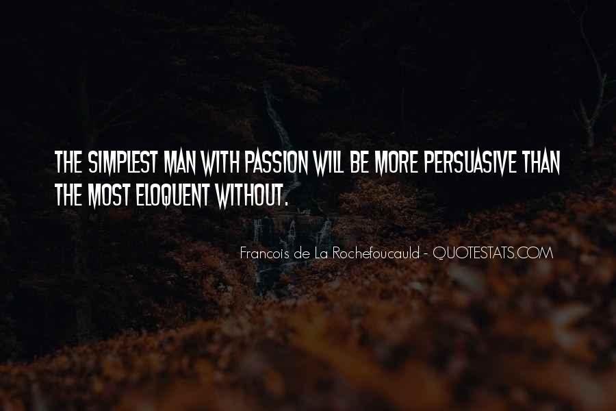 La Passion Quotes #694585