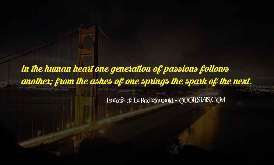 La Passion Quotes #701696
