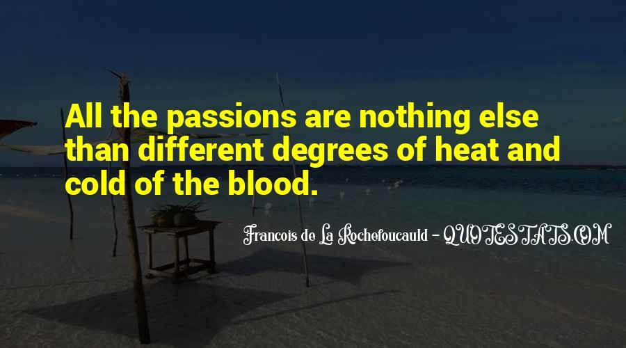 La Passion Quotes #846796