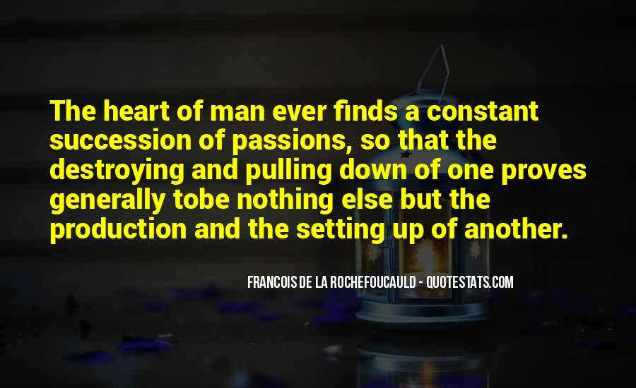 La Passion Quotes #856468
