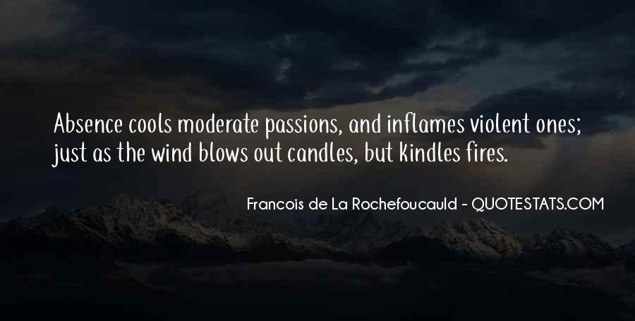 La Passion Quotes #886379