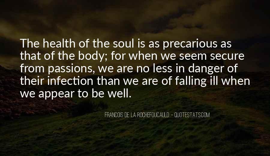 La Passion Quotes #950419