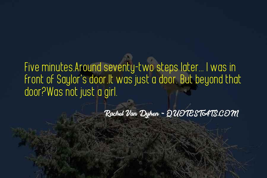 Quotes About Dyken #135700