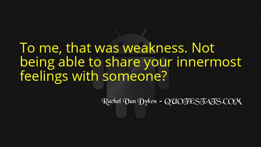 Quotes About Dyken #377380