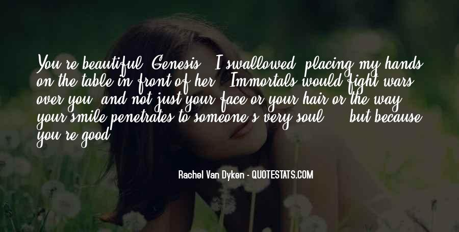 Quotes About Dyken #565885