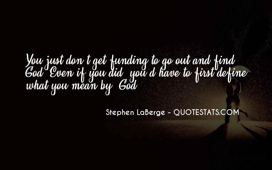 Laberge Quotes #1243069