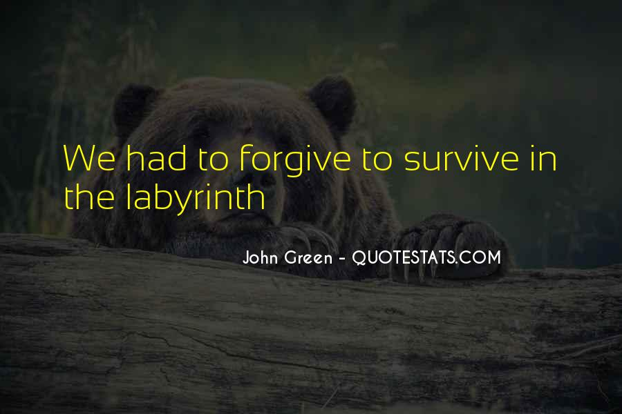 Labyrinth Quotes #174678