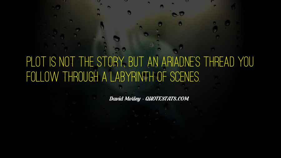 Labyrinth Quotes #389628