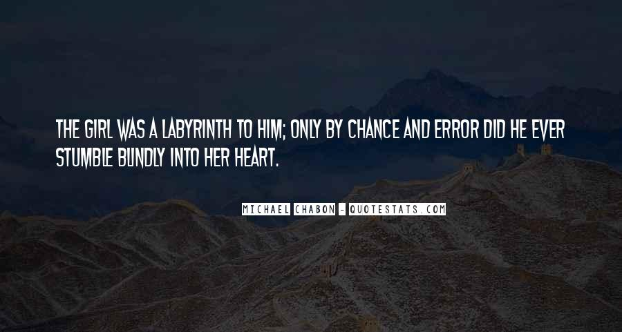 Labyrinth Quotes #437311