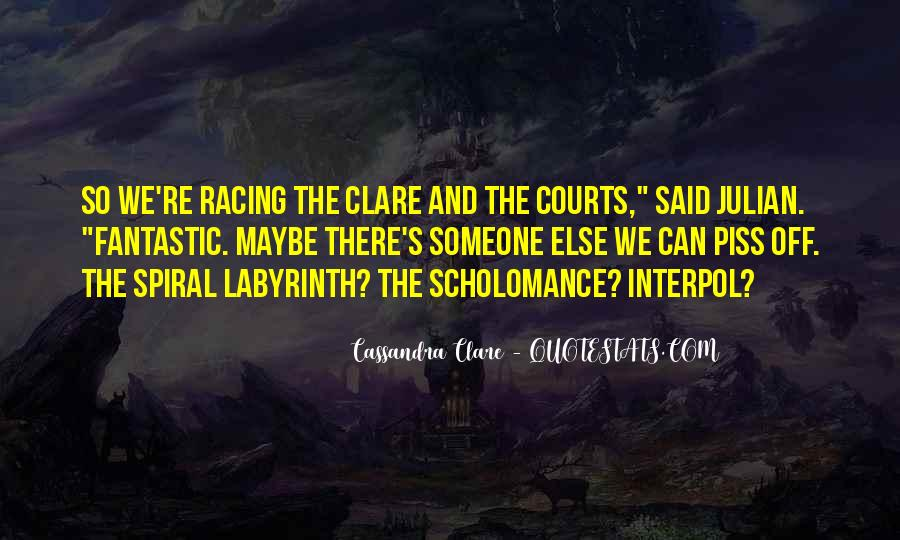 Labyrinth Quotes #444012