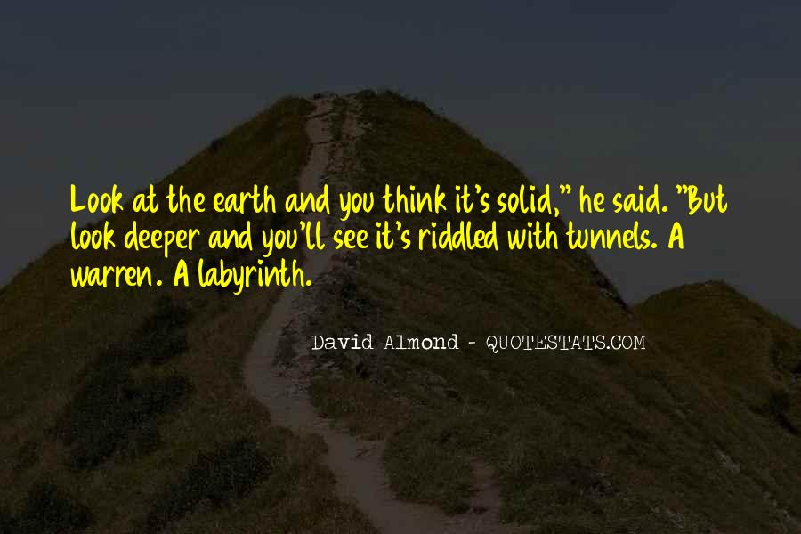 Labyrinth Quotes #505892