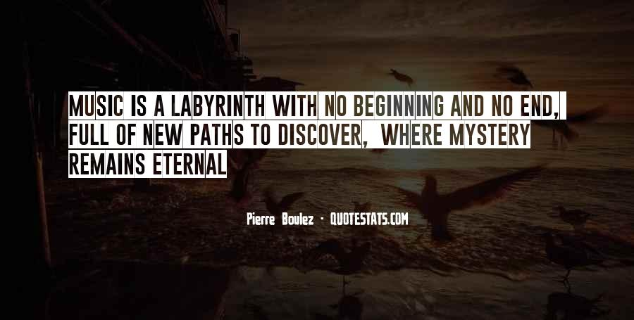 Labyrinth Quotes #70893