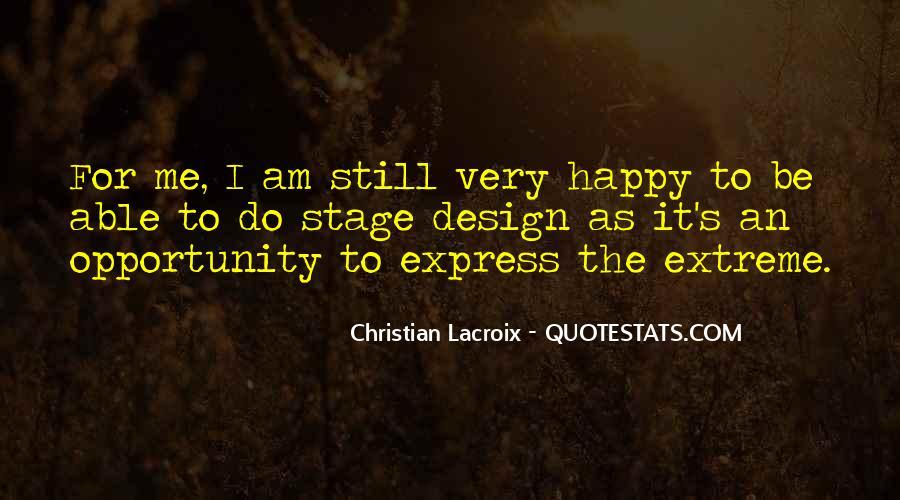 Lacroix Quotes #1026177