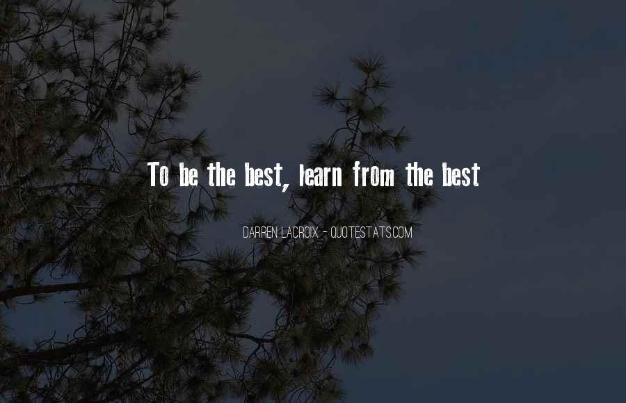 Lacroix Quotes #1146092