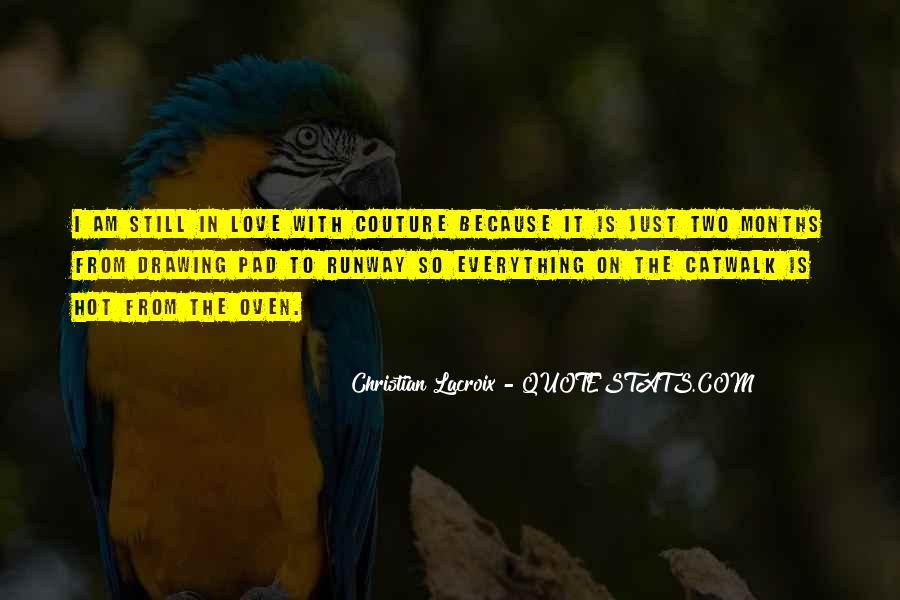 Lacroix Quotes #1364259