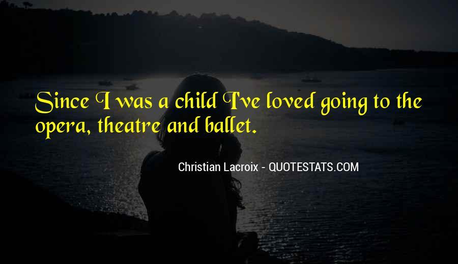 Lacroix Quotes #1454857