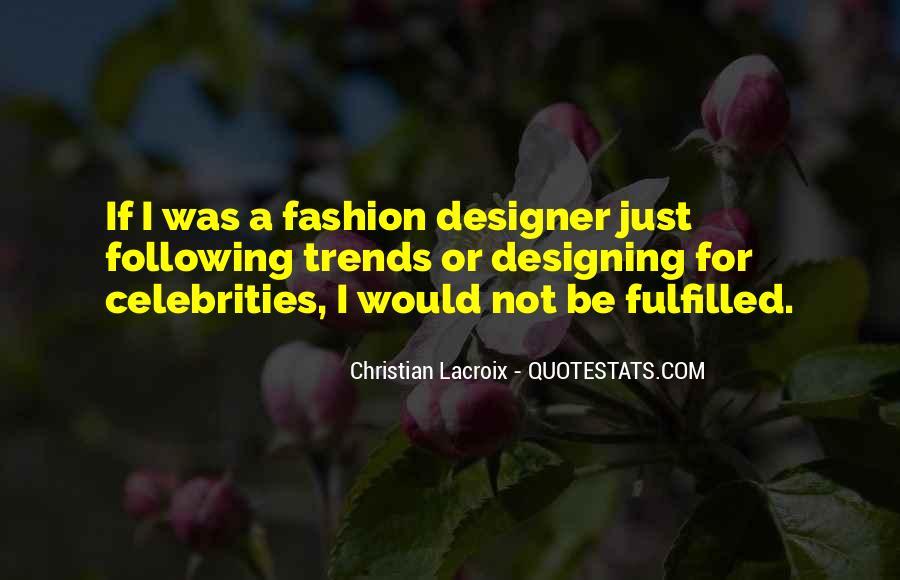 Lacroix Quotes #229287