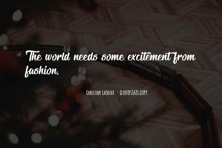 Lacroix Quotes #501364