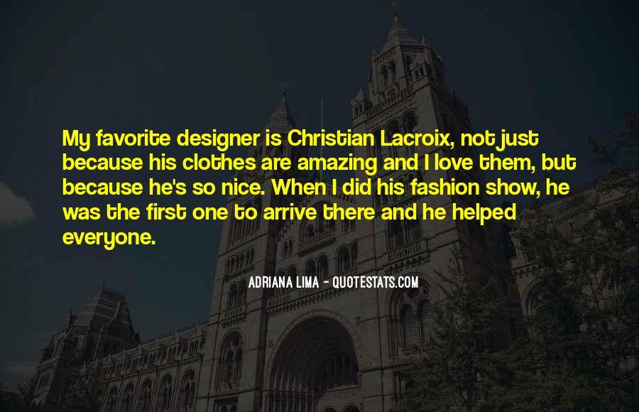 Lacroix Quotes #919373