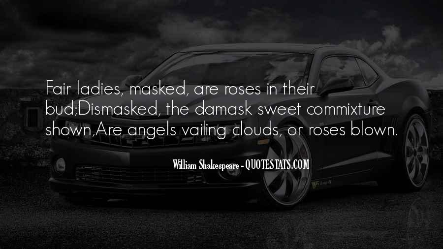 Ladies And Roses Quotes #128792