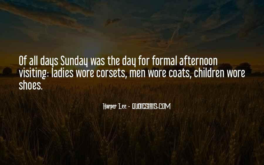 Ladies Day Out Quotes #1180347