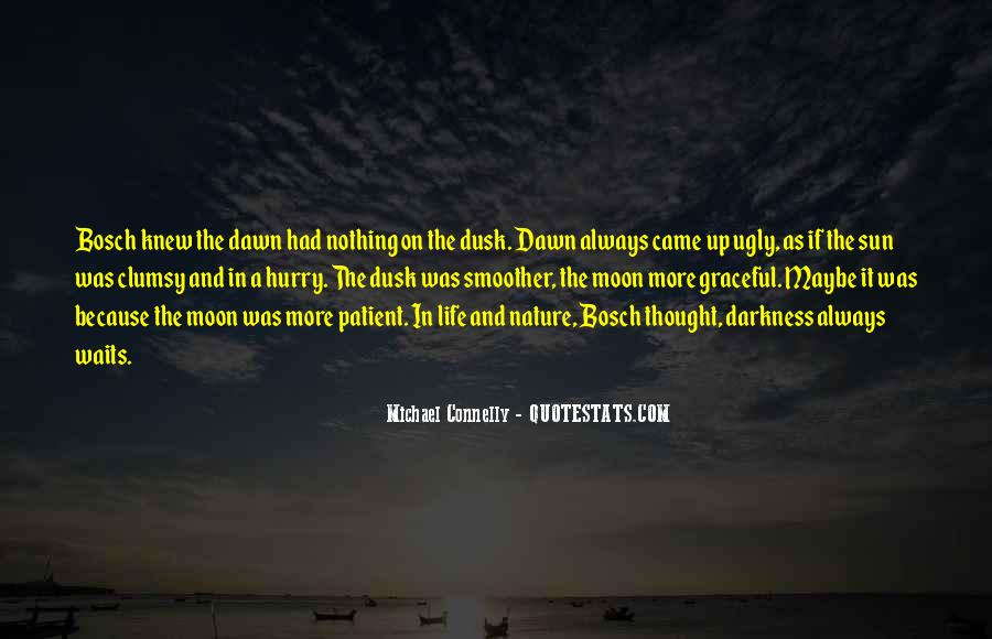 Quotes About Dusk And Dawn #196802