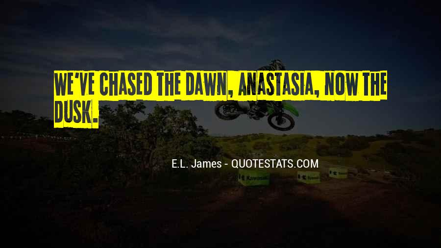 Quotes About Dusk And Dawn #581294