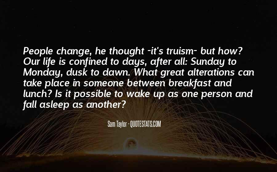Quotes About Dusk And Dawn #675113