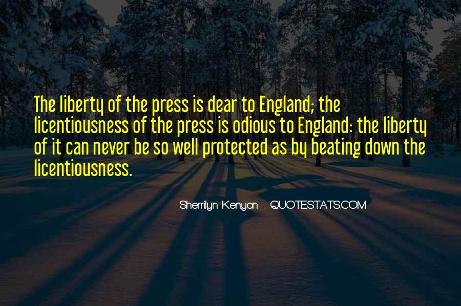 Lady Catherine Satire Quotes #1615350