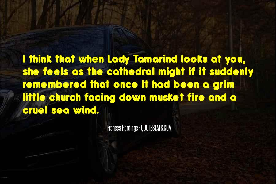 Lady From The Sea Quotes #1284854