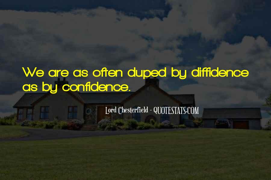 Quotes About Duped #1510585