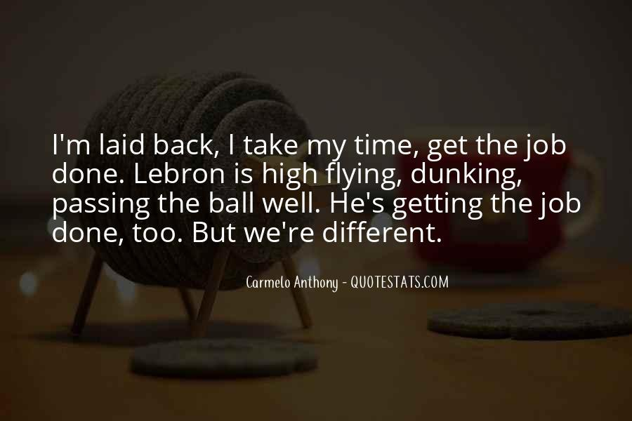 Quotes About Dunking Basketball #252745