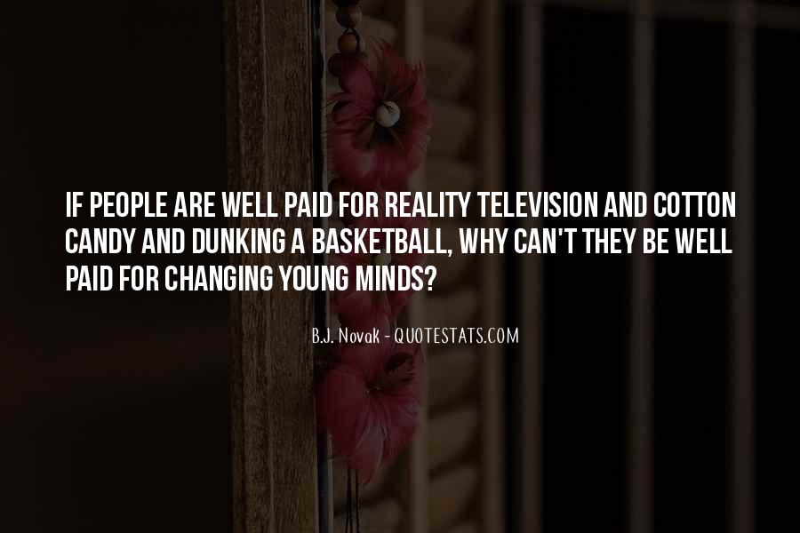 Quotes About Dunking Basketball #837933
