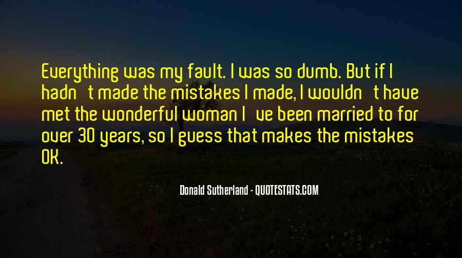 Quotes About Dumb Woman #225531