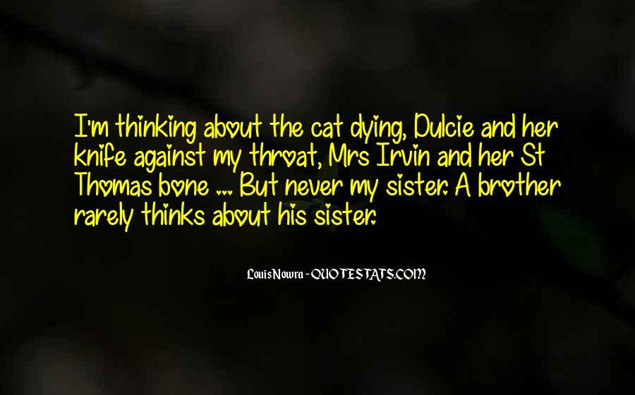 Quotes About Dulcie #345552