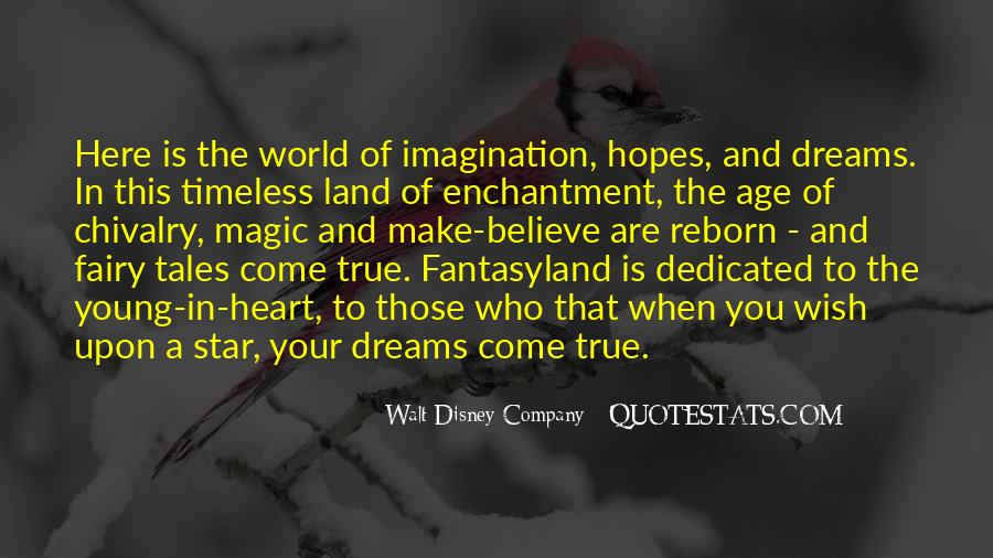 Land Of Enchantment Quotes #560720