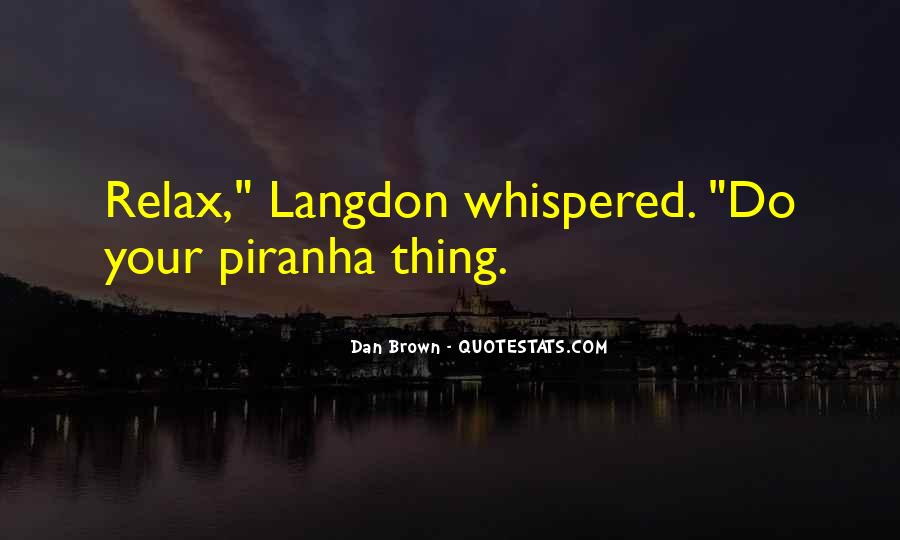 Langdon Quotes #304132